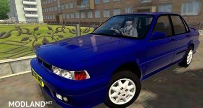 Mitsubishi Galant VR4 1992 [1.3.3], 1 photo